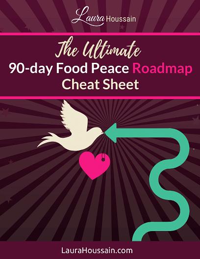 Ultimate Food Peace Roadmap Cheat-Sheet